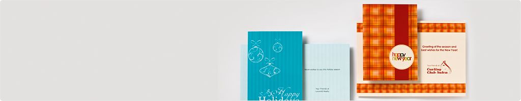 Greeting Cards design template gallery