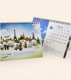 Desk Calendar Marketing Tips