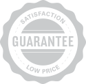 Guarantee Satisfaction & Low Price