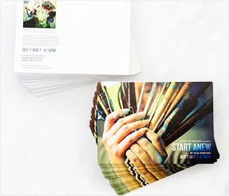 60% Off Offset Postcards Printing