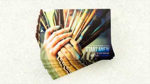50% Off Offset Postcards Printing