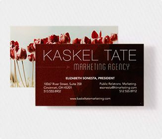 60% Off Standard Business Cards Printing