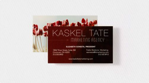 50% Off Standard Business Cards Printing