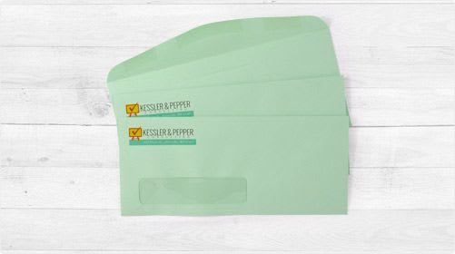 15% Off Window Envelopes Printing