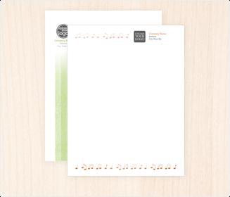 free letterhead design templates design your letterhead online