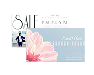 Print high quality business cards die cut cards at psprint invitation cards reheart Image collections