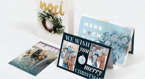 Holiday Card Design Templates