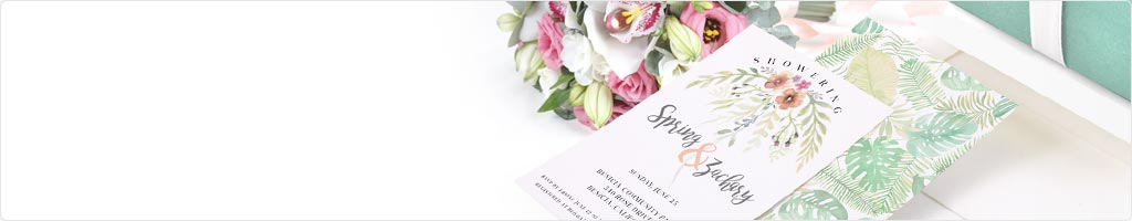 60% Off Bridal Shower Invitations Printing