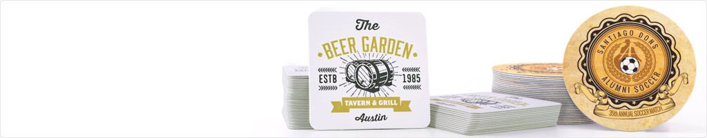 15% Off Coasters Printing