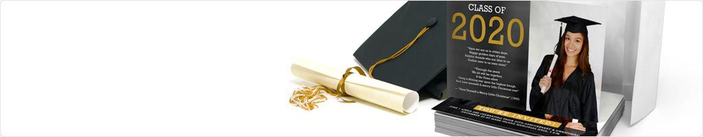 60% Off Graduation Invitation Cards Printing