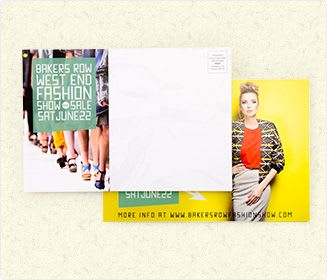 Mailing Postcards 60% Off