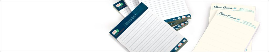 Print Custom Memo Pads | Print Business Memo Pads Online and