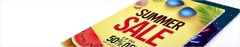 50% Off Mounted Posters Printing