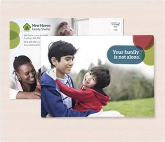 Nonprofit Mailing Postcards 60% Off