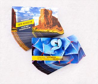 Offset Business Cards 50% Off