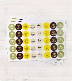Sheet Stickers 65% Off