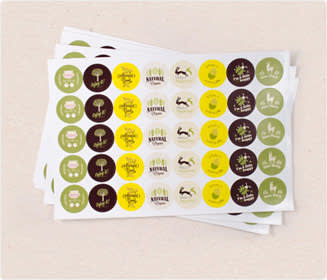 Sheet Stickers 60% Off