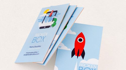 Save 60% Off on Triple-Thick Ultra Business Card Printing at
