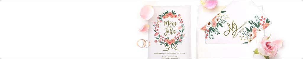 Premium Wedding Invitation Card Printing