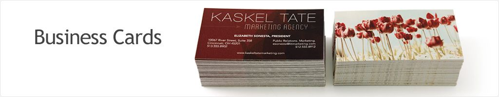 60% Off Business Cards Printing