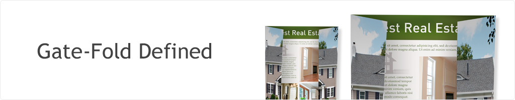 Brochure Gate-Fold