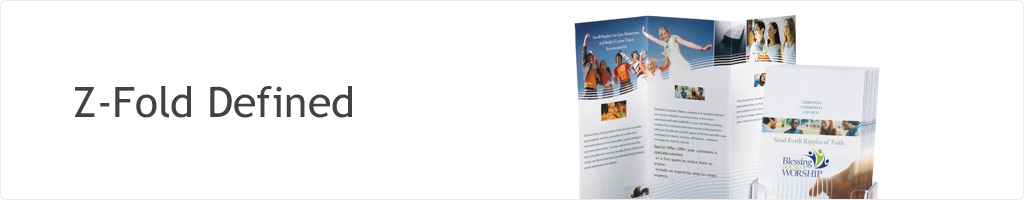 Brochure Z-Fold