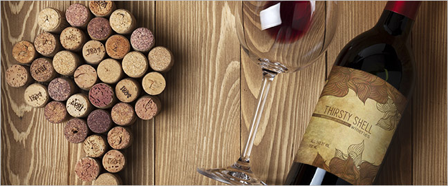 Wine and Bottle Label Design and Printing Tips