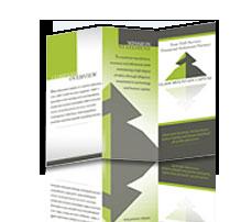 z fold brochure defined