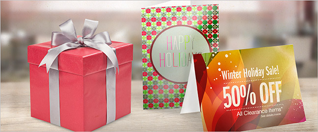 How to Turn Business Holiday Cards into Powerful Sales Tools