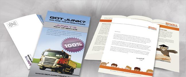 three new direct mail brochure tricks