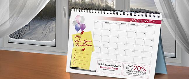 Calendar Printing Techniques