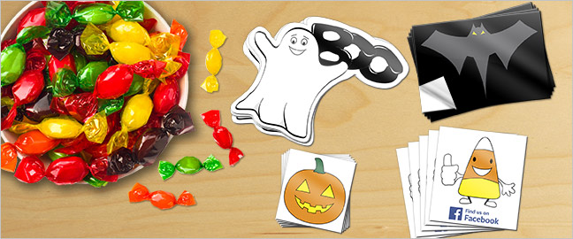 Design and Print Your Own Halloween Stickers