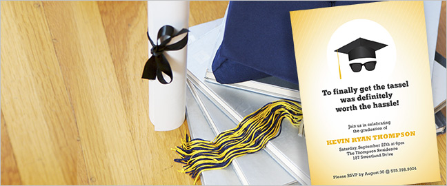 Make Your Own Graduation Invitation Cards Resources