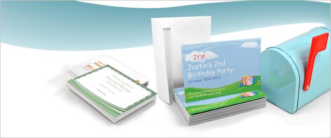 Online Invitation Printing