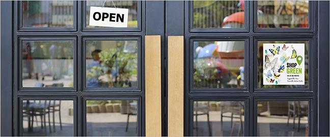 Window Decal Marketing Ideas