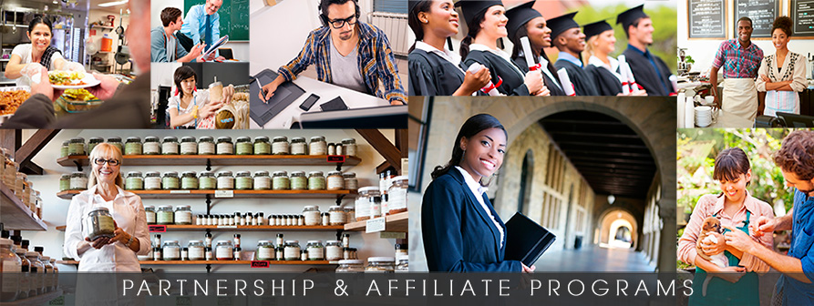 Partnership & Affiliate Programs