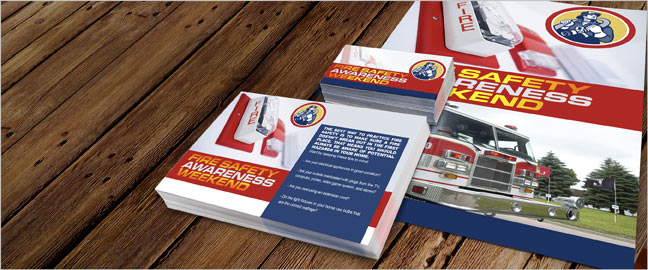 Marketing Materials for Government Agencies and Workers