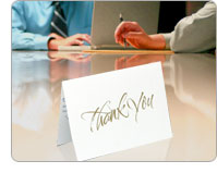 Send Thank You Cards To Top Customers Resources