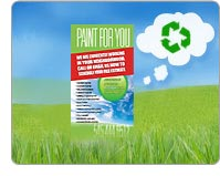 Going green with mini business cards resources go green reheart Gallery
